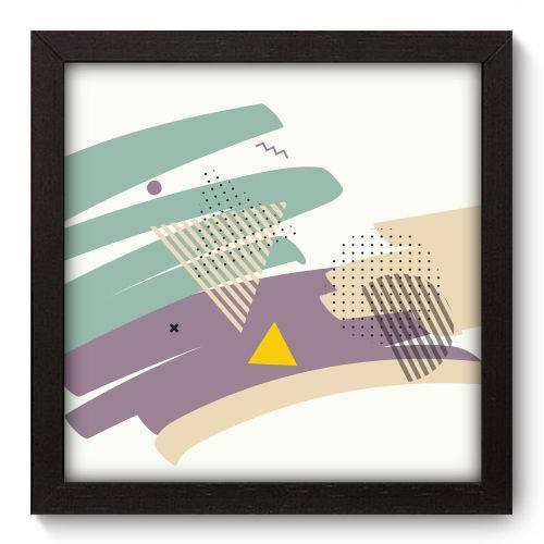 Quadro Decorativo - Abstrato - N5105 - 22cm X 22cm
