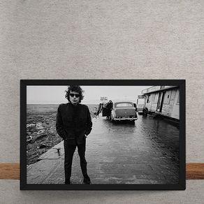 Quadro Decorativo Bob Dylan 25x35