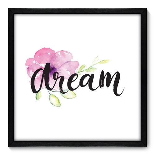 Quadro Decorativo - Dream - N7003 - 50cm X 50cm