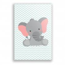 Quadro Decorativo - Elefante - Ps263