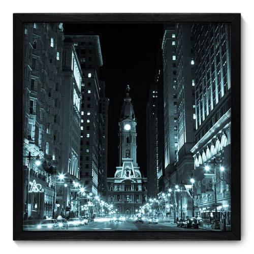 Quadro Decorativo - Filadélfia - N7087 - 50cm X 50cm