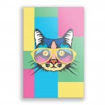Quadro Decorativo - Gato - Ps276