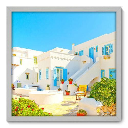 Quadro Decorativo - Grécia - N3075 - 50cm X 50cm