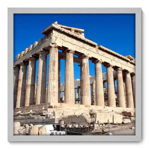 Quadro Decorativo - Grécia - N3088 - 50cm X 50cm