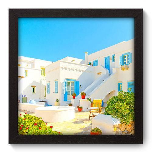 Quadro Decorativo Grécia N5075 22cm X 22cm