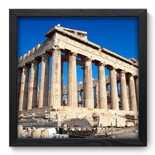 Quadro Decorativo Grécia N6088 33cm X 33cm