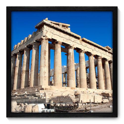 Quadro Decorativo - Grécia - N7088 - 50cm X 50cm