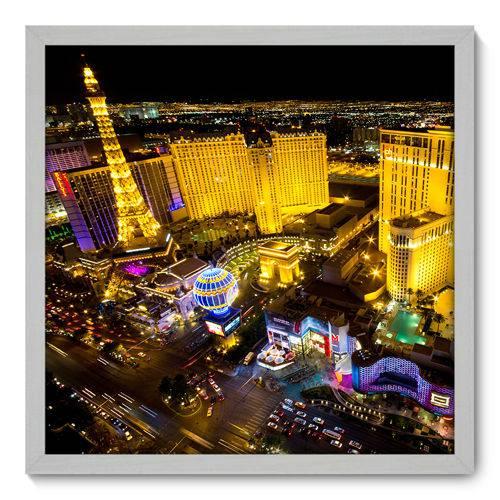 Quadro Decorativo - Las Vegas - N3042 - 50cm X 50cm