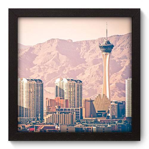 Quadro Decorativo Las Vegas N5061 22cm X 22cm