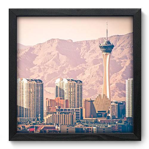 Quadro Decorativo Las Vegas N6061 33cm X 33cm