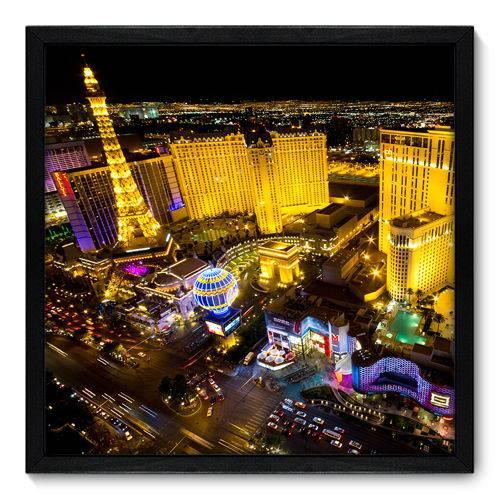 Quadro Decorativo - Las Vegas - N7042 - 50cm X 50cm