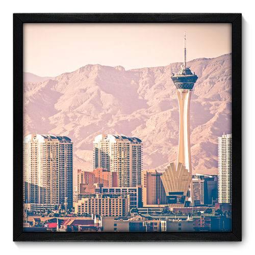 Quadro Decorativo - Las Vegas - N7061 - 50cm X 50cm