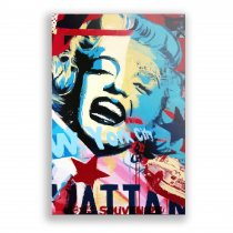 Quadro Decorativo - Marilyn Monroe - Ps274