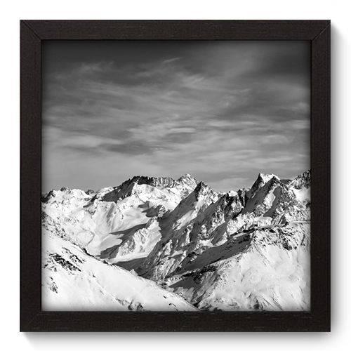 Quadro Decorativo Montanha N5084 22cm X 22cm