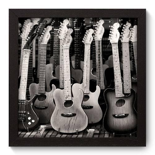 Quadro Decorativo Música N5002 22cm X 22cm