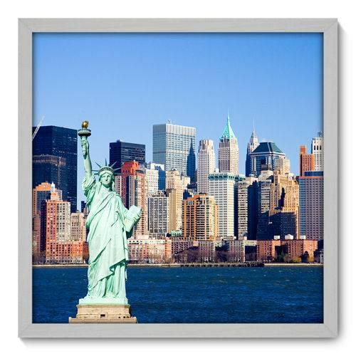 Quadro Decorativo - New York - 50cm X 50cm - 045qnmcb