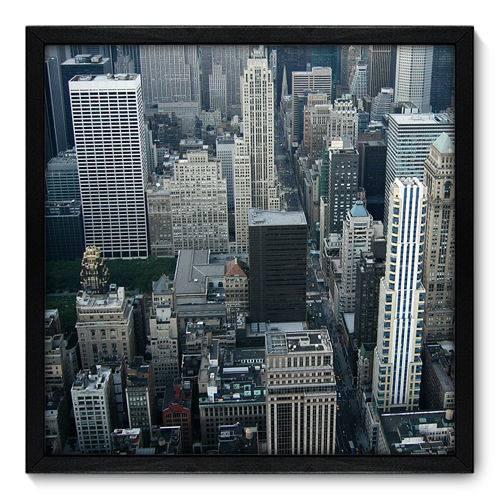 Quadro Decorativo - New York - 50cm X 50cm - 056qnmcp