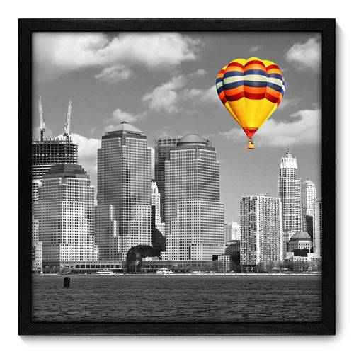 Quadro Decorativo - New York - 50cm X 50cm - 086qnmcp