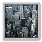 Quadro Decorativo - New York - N2056 - 33cm X 33cm