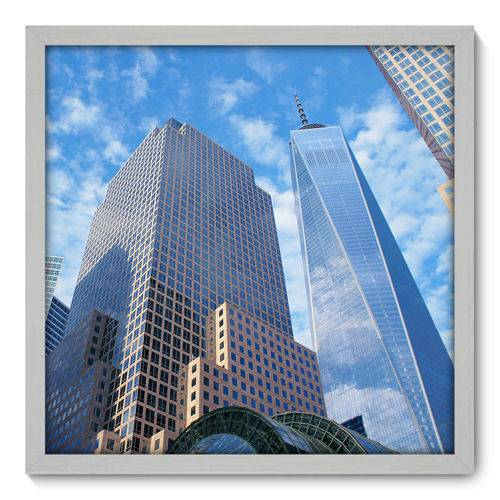 Quadro Decorativo - New York - N3078 - 50cm X 50cm