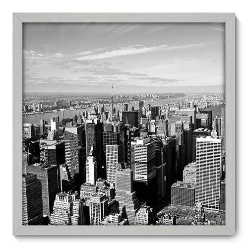 Quadro Decorativo - New York - N3089 - 50cm X 50cm