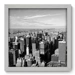 Quadro Decorativo - New York - N2089 - 33cm X 33cm