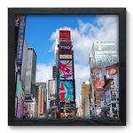 Quadro Decorativo New York N6018 33cm X 33cm