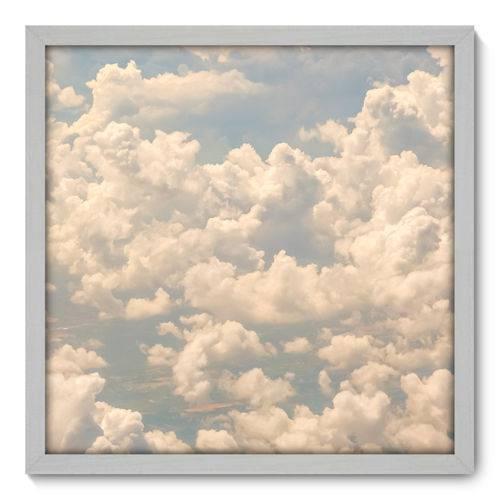 Quadro Decorativo - Nuvens - N3048 - 50cm X 50cm