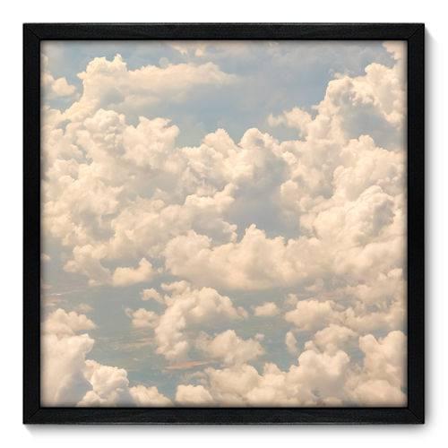 Quadro Decorativo - Nuvens - N7048 - 50cm X 50cm