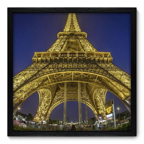 Quadro Decorativo - Paris - 50cm X 50cm - 037qnmcp
