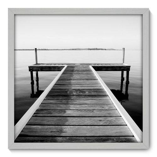 Quadro Decorativo - Pier - N3017 - 50cm X 50cm