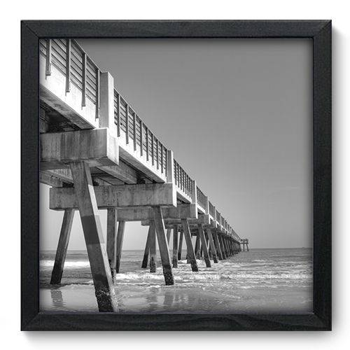 Quadro Decorativo Pier N6110 33cm X 33cm