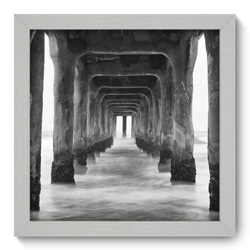 Quadro Decorativo Pilares N1126 22cm X 22cm