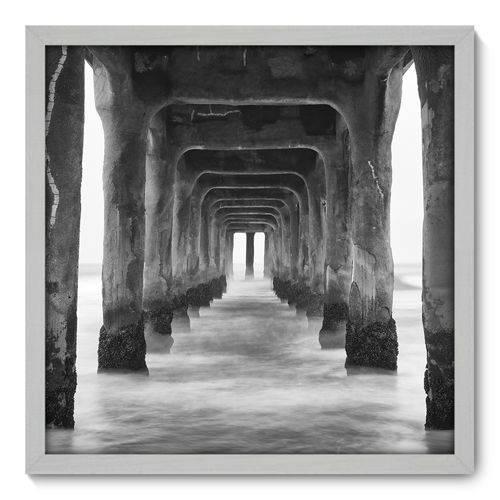 Quadro Decorativo - Pilares - N3126 - 50cm X 50cm