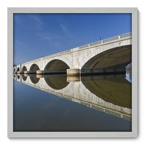Quadro Decorativo - Ponte - 50cm X 50cm - 067qnpcb