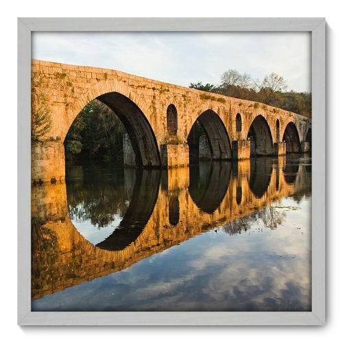 Quadro Decorativo - Ponte - N3061 - 50cm X 50cm