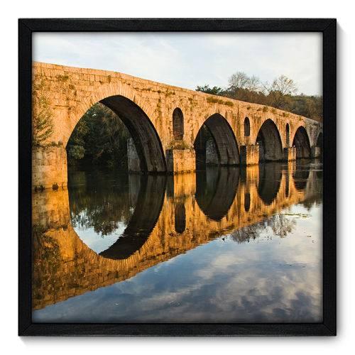 Quadro Decorativo - Ponte - N7061 - 50cm X 50cm
