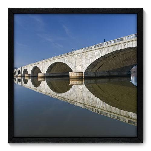 Quadro Decorativo - Ponte - N7067 - 50cm X 50cm