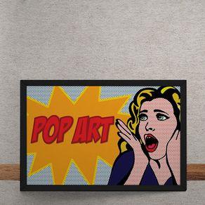 Quadro Decorativo Pop Art Vintage 25x35