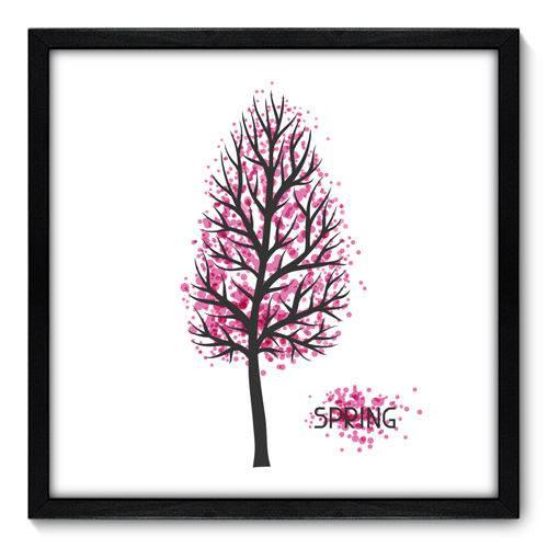 Quadro Decorativo - Primavera - 50cm X 50cm - 078qndcp