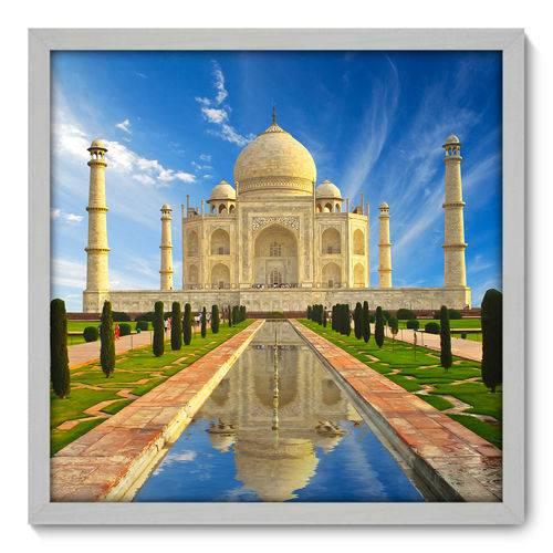 Quadro Decorativo Taj Mahal N3001 50cm X 50cm
