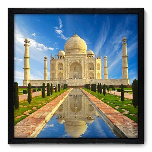 Quadro Decorativo - Taj Mahal - N7001 - 50cm X 50cm