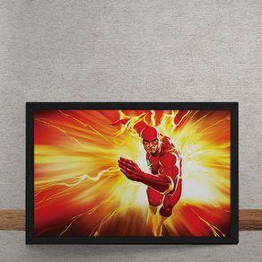 Quadro Decorativo The Flash DC Comics 25x35