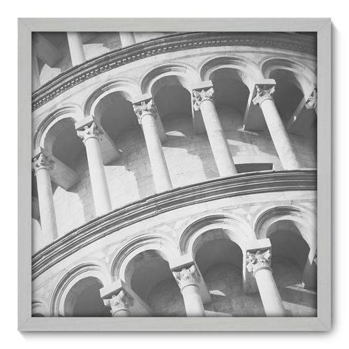 Quadro Decorativo - Torre de Pisa - N3003 - 50cm X 50cm
