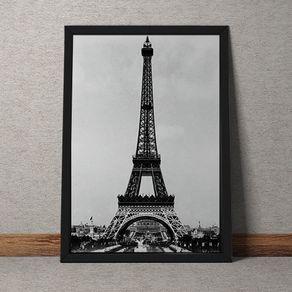 Quadro Decorativo Torre Eiffel 35x25