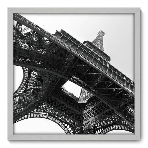 Quadro Decorativo - Torre Eiffel - N3002 - 50cm X 50cm