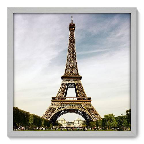 Quadro Decorativo - Torre Eiffel - N3014 - 50cm X 50cm
