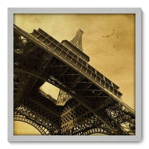 Quadro Decorativo - Torre Eiffel - N3019 - 50cm X 50cm