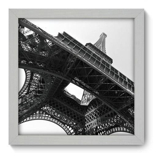 Quadro Decorativo Torre Eiffel N1002 22cm X 22cm