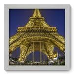 Quadro Decorativo Torre Eiffel N1036 22cm X 22cm